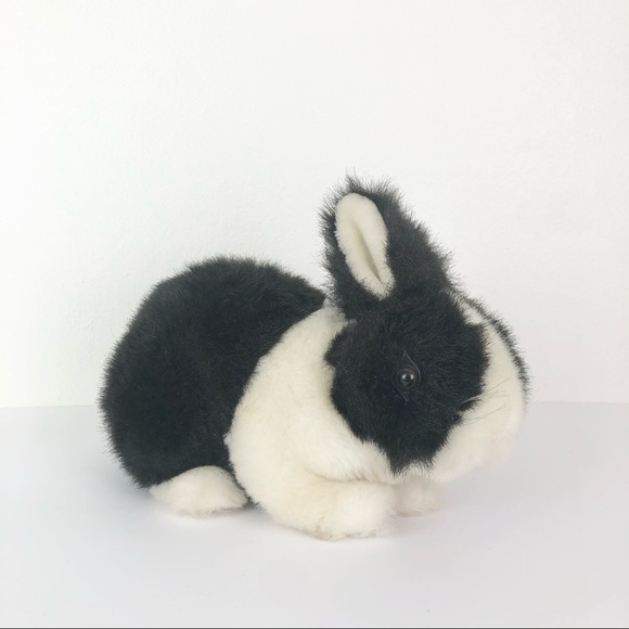 "Vintage Easter Bunny Rabbit Plush 11"" Mervyn's"